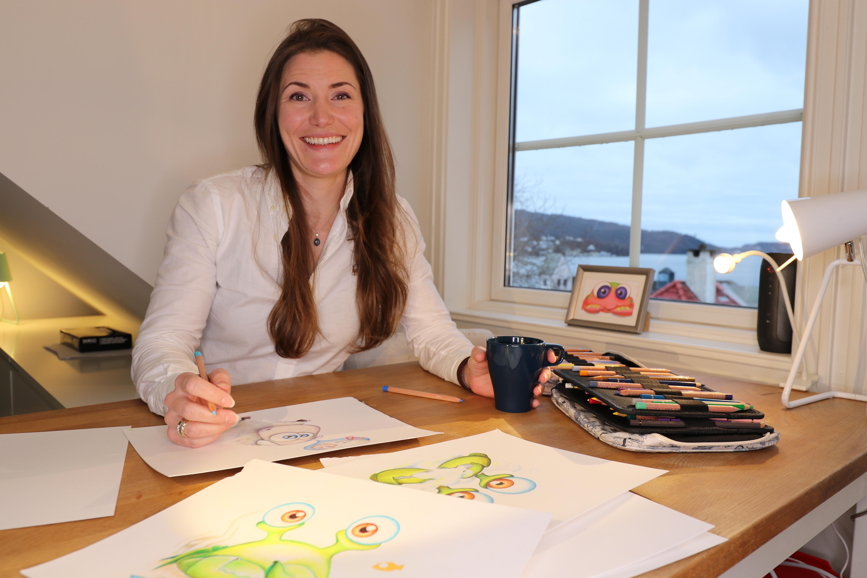 Miriam Haukebø – Doffen har daua