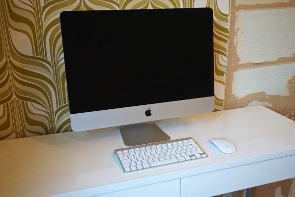 hekte PC til iMac