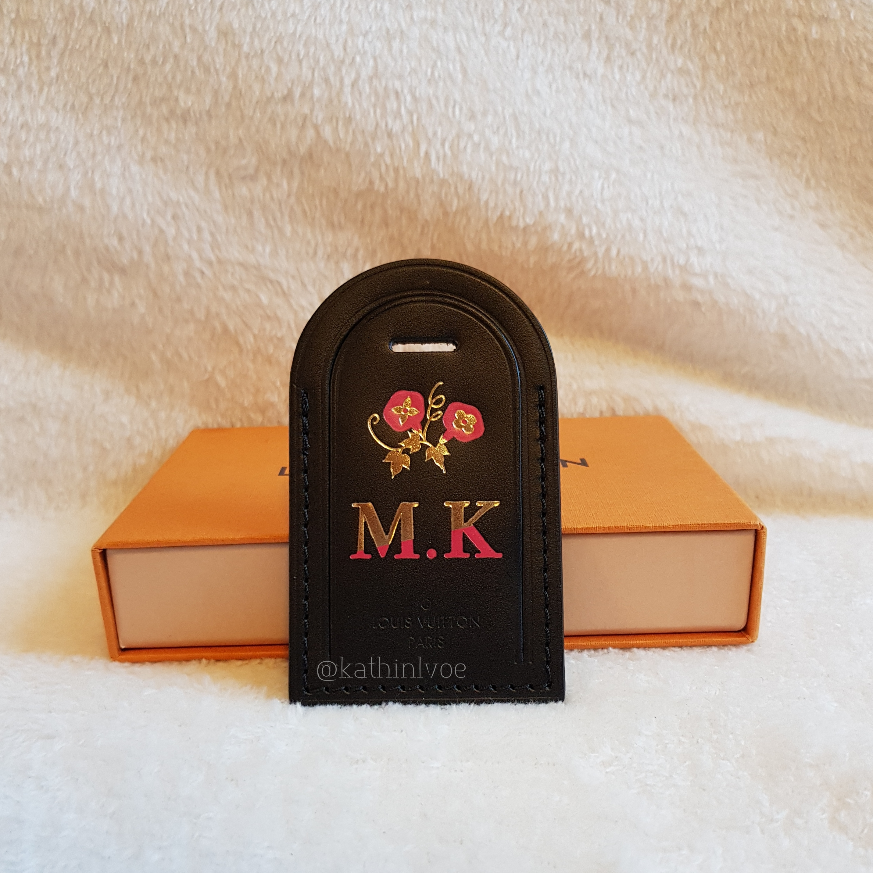 c74cff830321 Kathleen.blogg.no – My Louis Vuitton luggage tag collection and ...