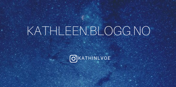 Kathleen.blogg.no