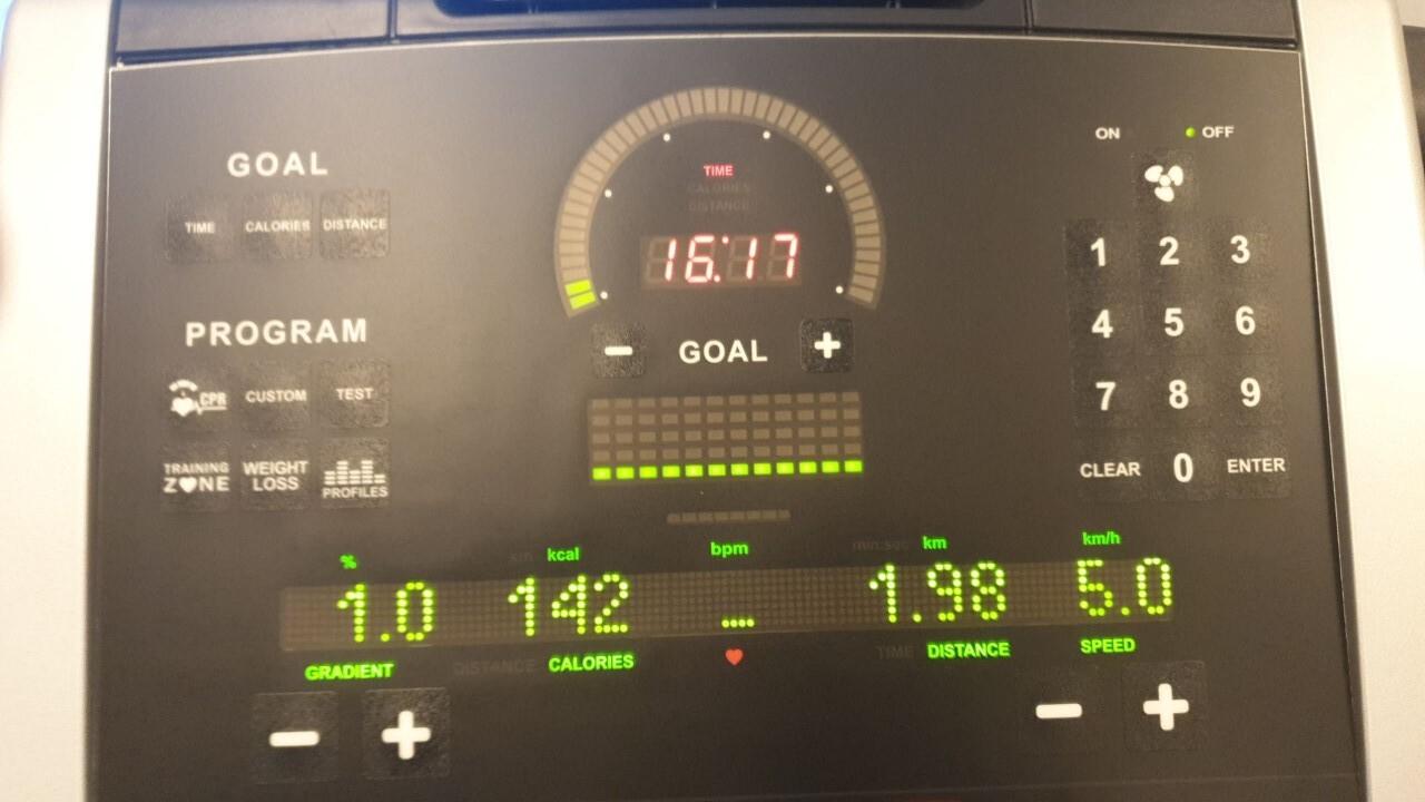 Løpe intervaller