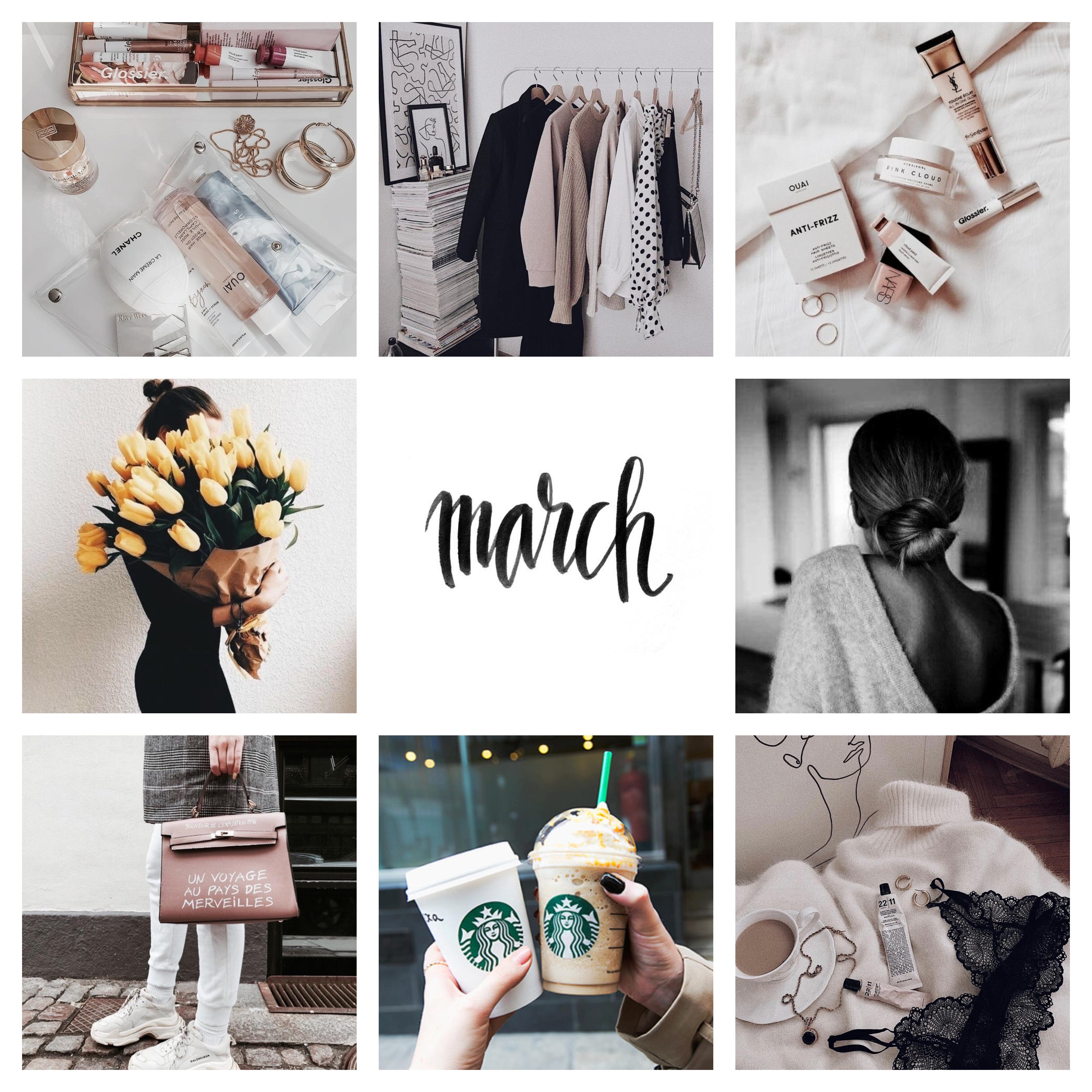 10 Ting jeg vil gjøre i mars!