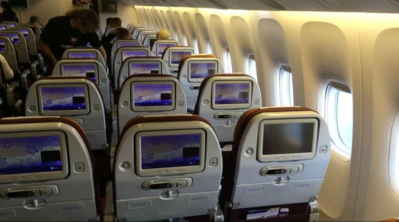 video:Underholdning på flyet