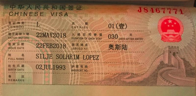 dating turer Kina