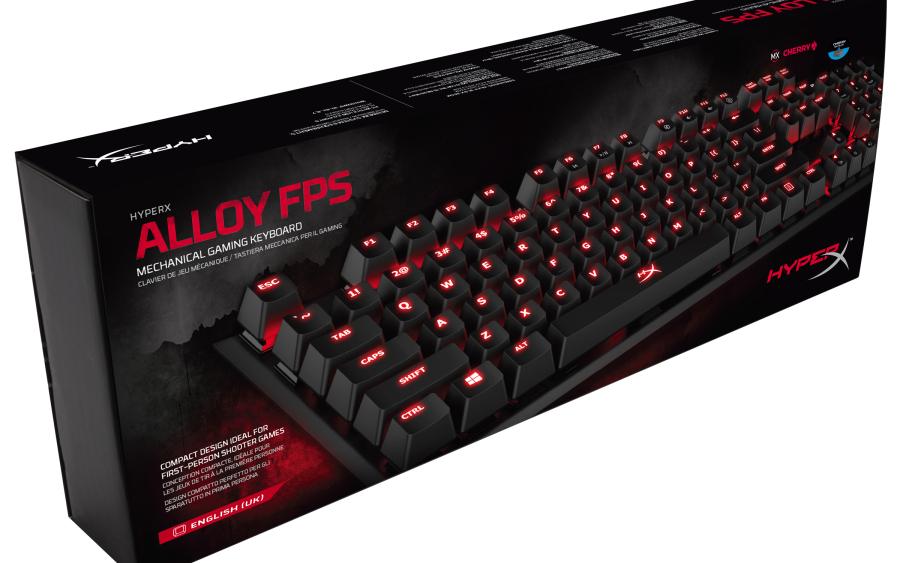 BerntErikSandnes – HyperX kommer med nye gamingtastaturer!