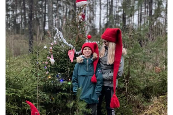 Juletur i lysløpya 4.advent