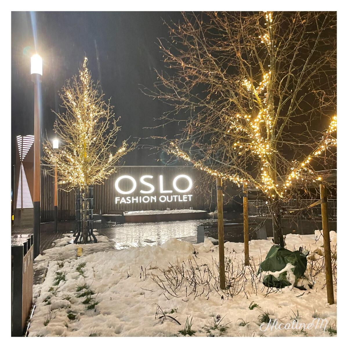 Oslo fashion outlet