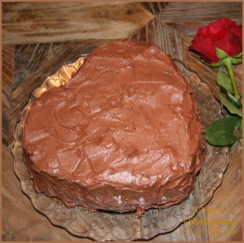 Uimotståelig sjokoladekake