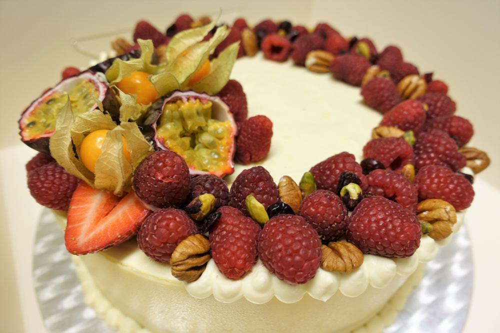 Pasjonsfrukt & Belgisk Sjokolade