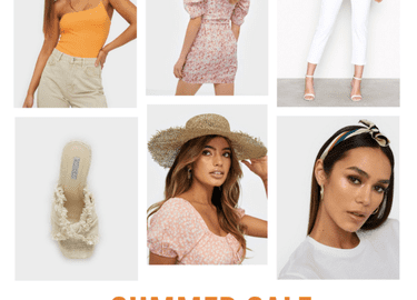 SUMMER SALE: UP TO 70% OFF!