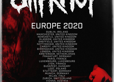Slipknot på Europa turne!