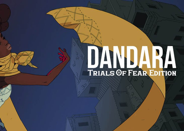 Kjetil spiller Dandara: Trials of fear til PC!