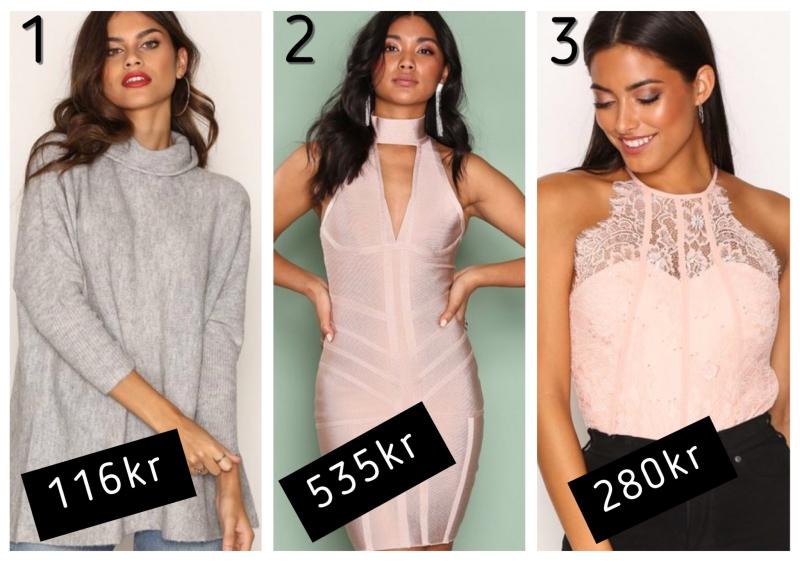 96677ef4 Så her er det masse superfine klær til en billig penge♡ Dere finner hele  salget til Nelly HER!