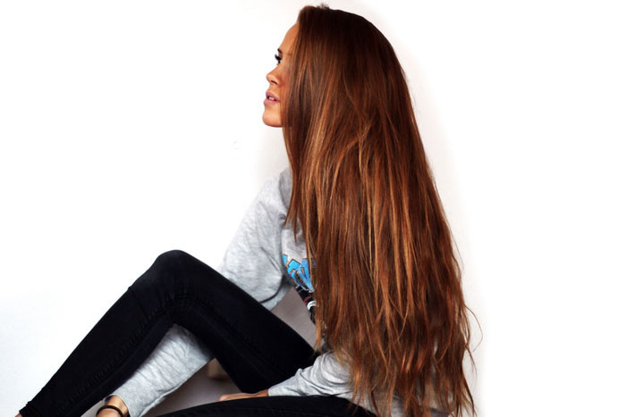 tips til langt hår