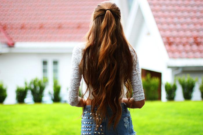 tips for å få langt hår