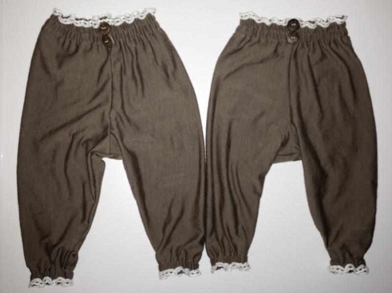 Speiltvillingene – Alt startet med en lilla bukse