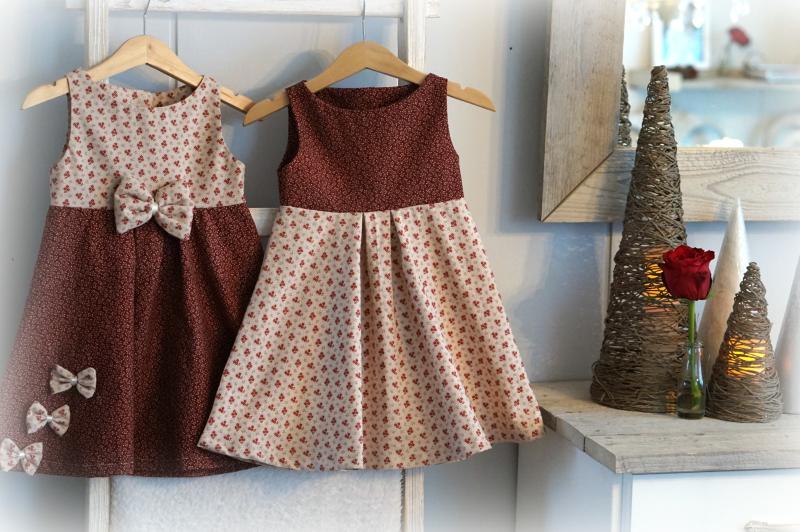 93a32bb3 Før vi kan begynne å sy, er vi nødt til å ha et mønster. Mønsteret til  denne kjolen har jeg laget fremgangmetode på HER