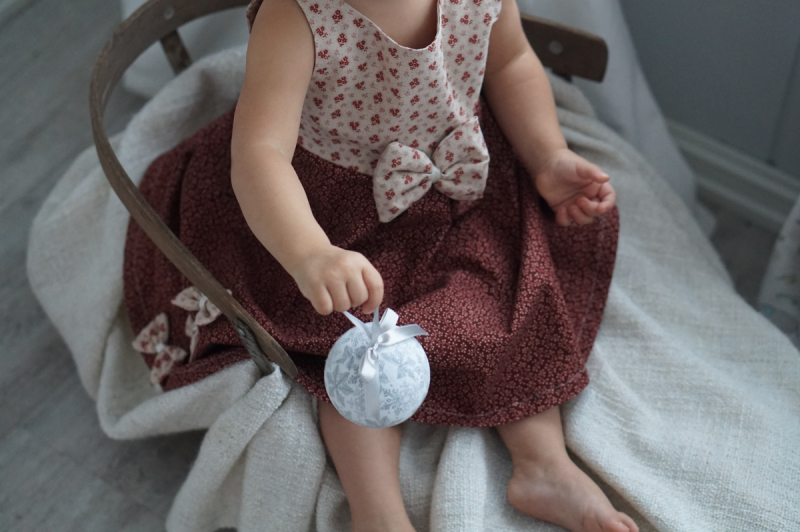 DIY julekalender #5 SY JULEKJOLE   Piger kjoler, Tøj og Kjole