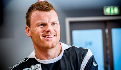 Oslo 20120813. Landslaget trener før kampen mot Hellas på onsdag. John Arne Riise. Foto: Krister Sørbø / NTB scanpix