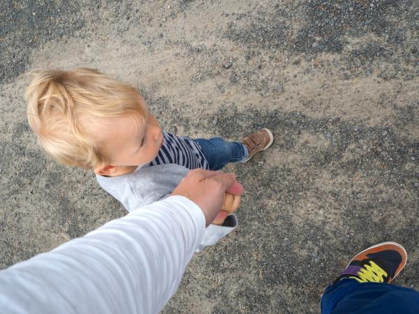 Pappahjerte – Klar for barnehagestart?