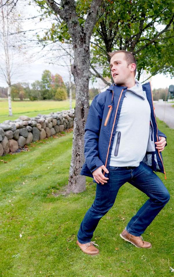 Best pris på Brandsdal Of Norway Hauk Jacket (Herre) Jakker
