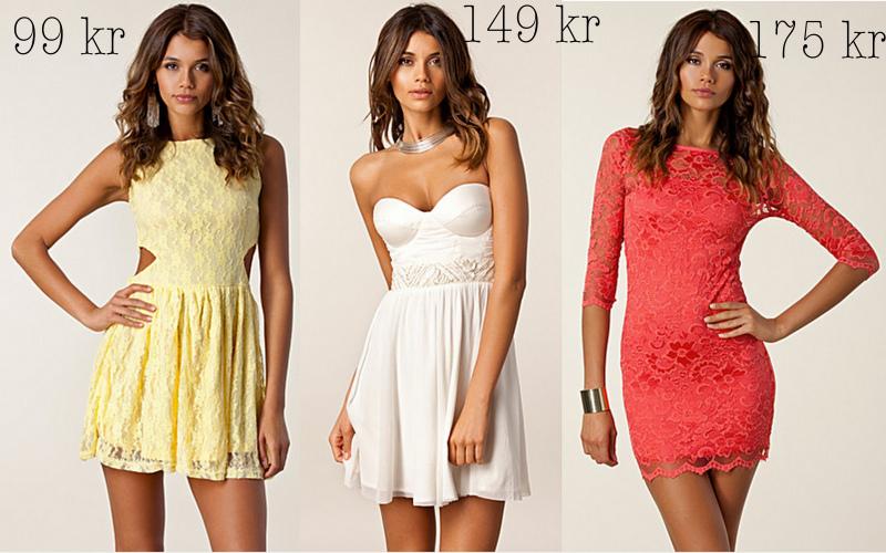 Andrea Badendyck – Supersalg! Fantastiske kjoler til under