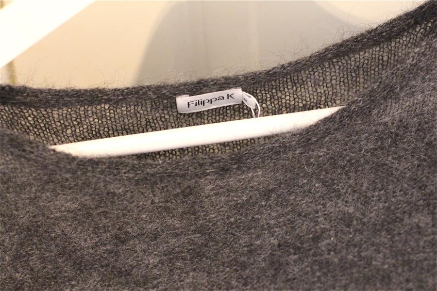 c0fab43c Deeilig strikkegenser som er perfekt for høsten. Fra Filippa K, finnes også  på Nelly HER