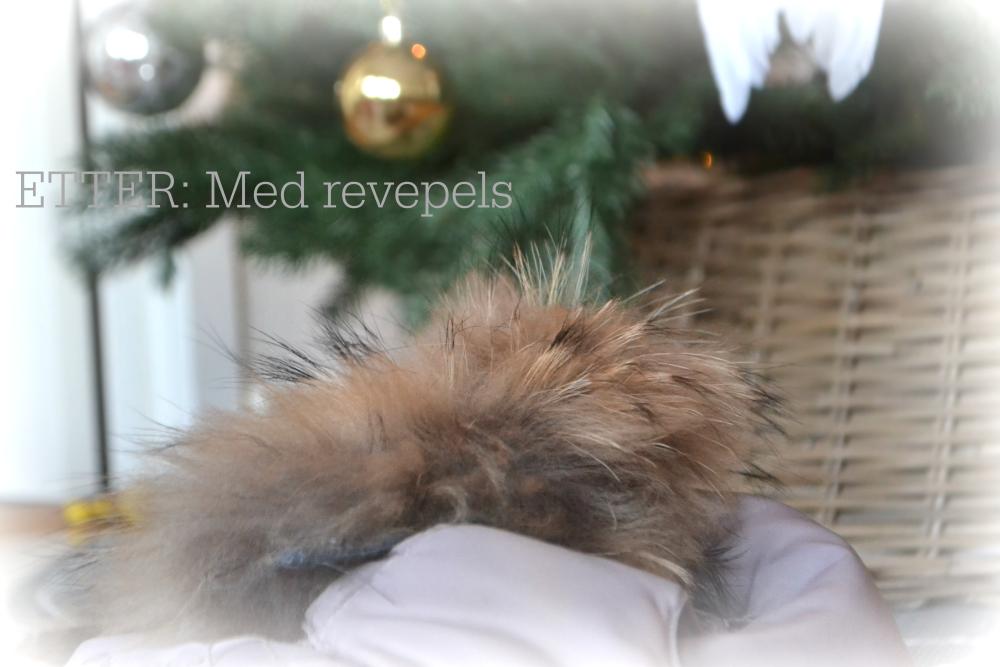 fd804e21 Og man kjenner jo veldig stor forskjell på fake pels og ekte pels. Ekte  mels er mye mer fluffy, og varmer veldig mye mer også i disse kalde  vinterdager!