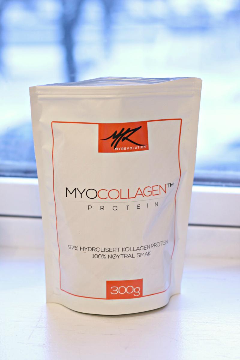 collagen tilskudd ledd