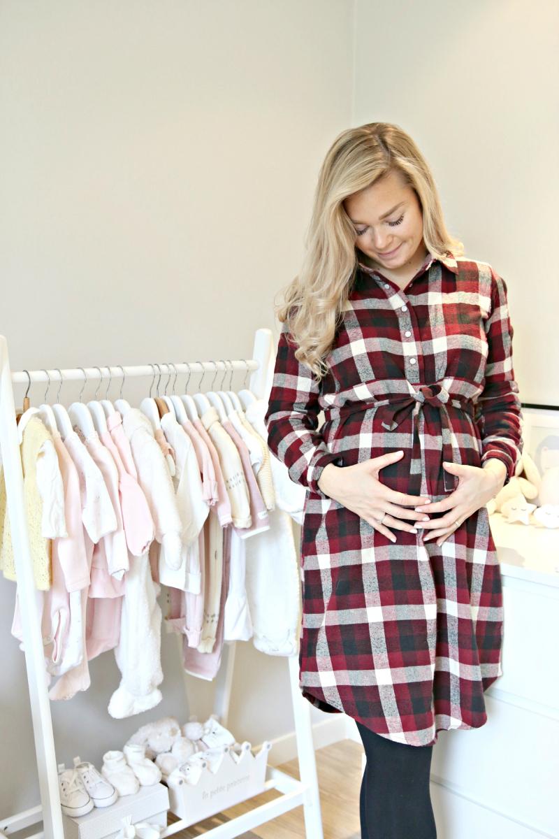 a8492f86 I de typiske gravidklærne har jeg gått for billig, for går så mye med dem  at jeg blir lei og tipper jeg ikke kommer til å spare dem til neste  graviditet.