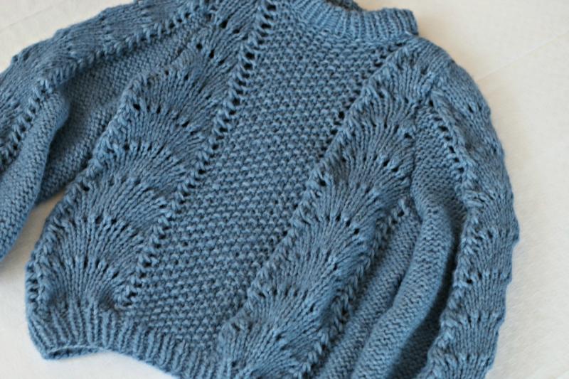 Heleneragnhild – Alt jeg har strikket denne vinteren og