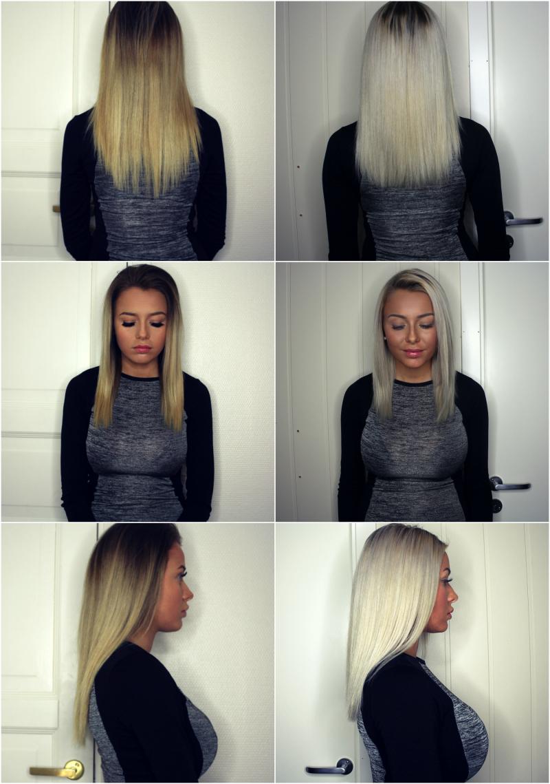 hvor mye vokser håret i året