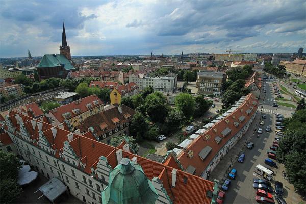 Reise til Szczecin