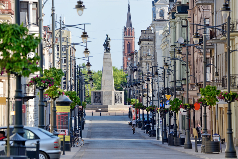 Lodz – Polens Manchester