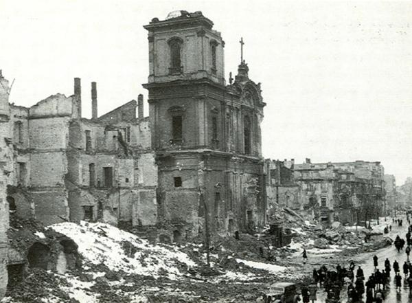 Museet for Warszawaoppstanden i 1944 – spennende og lærerik