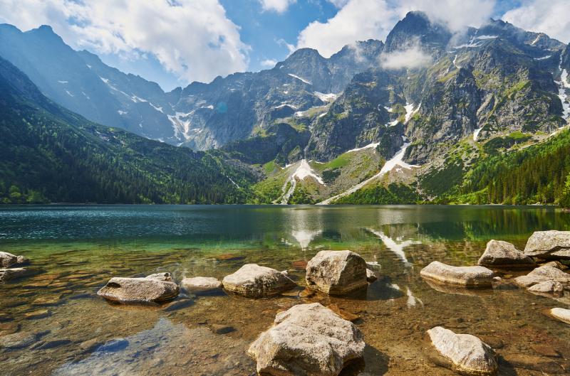 Den vanskeligste stien i Polen – Orla Perc i Tatrafjellene