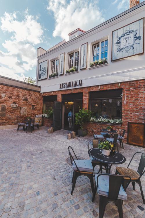 Restaurant i Gdansk – Piwna 47