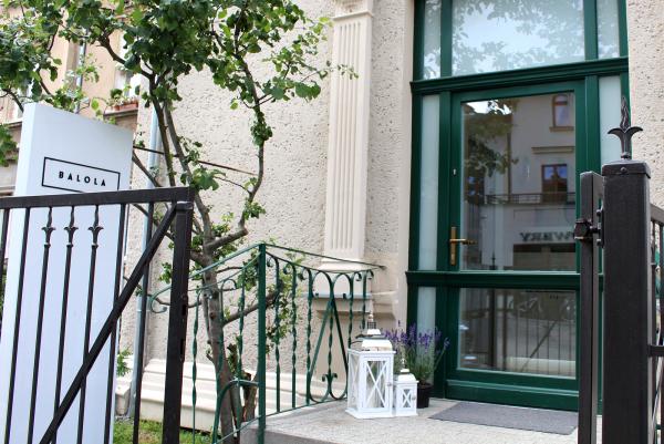 SPA i Sopot: Zaffiro-behandling hos Balola