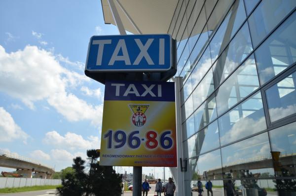 Taxipriser i Gdansk