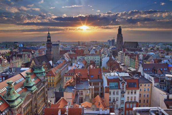 Frokost og brunsj i Wroclaw