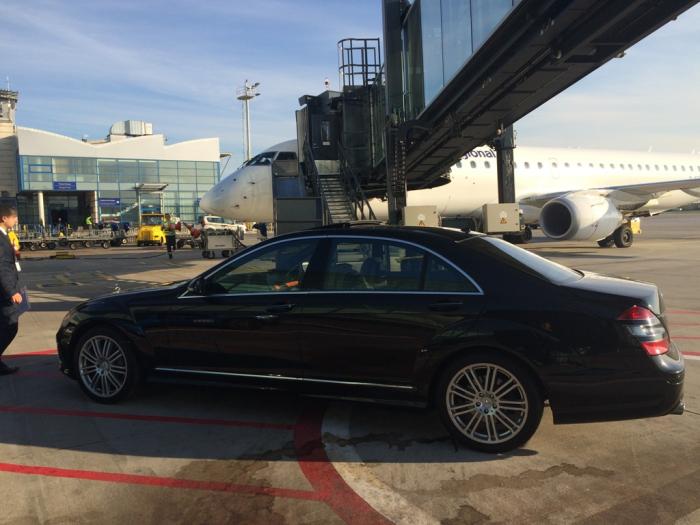 Prestige Line – taxi flyplass Gdansk