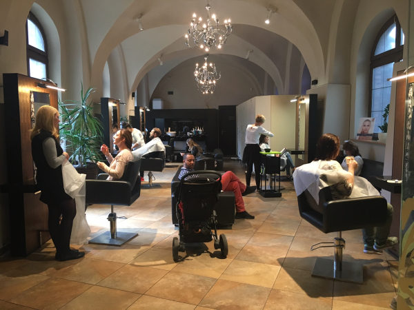 Jacques Andre Hair & SPA – frisør, manicure og pedicure i Gdańsk