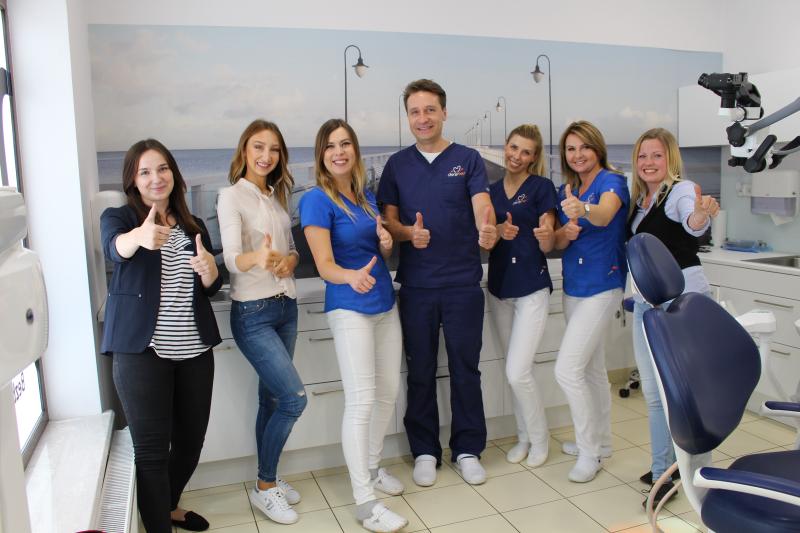 Dentral Travel Gdańsk – Tannlegetjenester på høyeste nivå