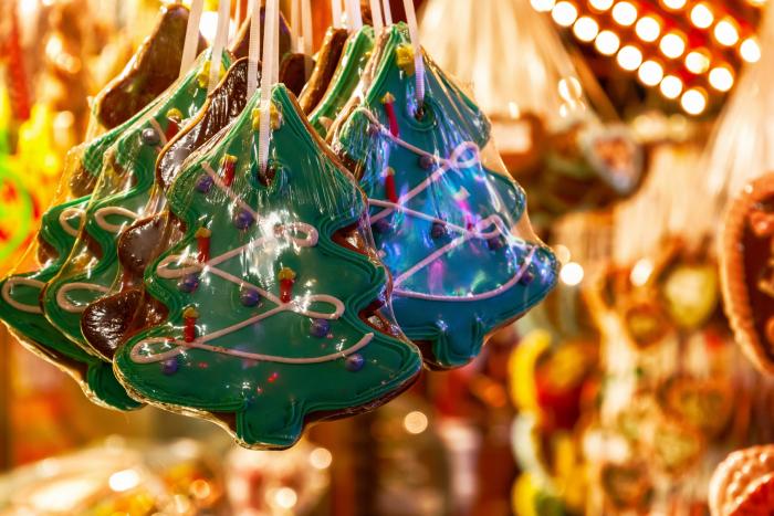 Julemarkeder i Polen i 2017