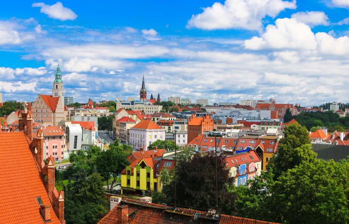 Helgetur til Olsztyn – opplev alt mellom himmel og jord