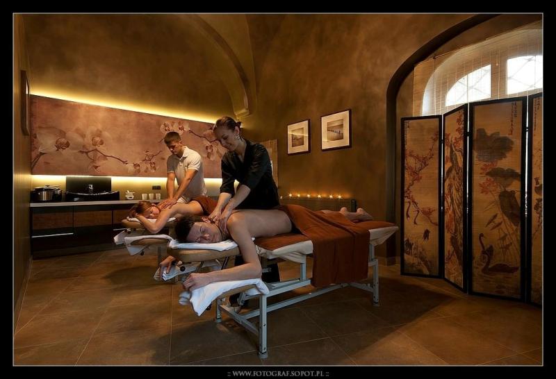 Jacques Andre – massasje og kosmetikk for grupper i Gdansk