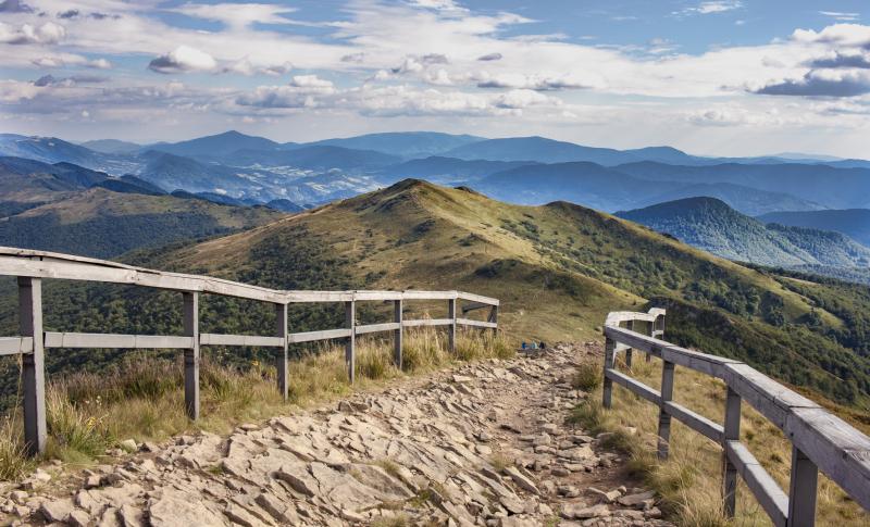 Bieszczady-fjellkjeden – en magisk reise til stillhetens land