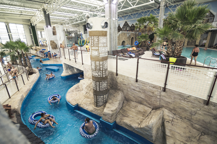 Aquapark Reda – moro for hele familien