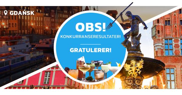 Obs! Konkurranseresultater sammen med Eliksir Gdansk