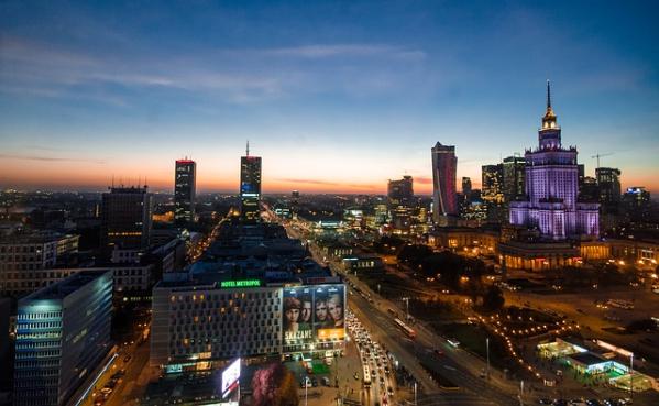 Sommeren 2018 i byen – Hva kan man oppleve i Warszawa?